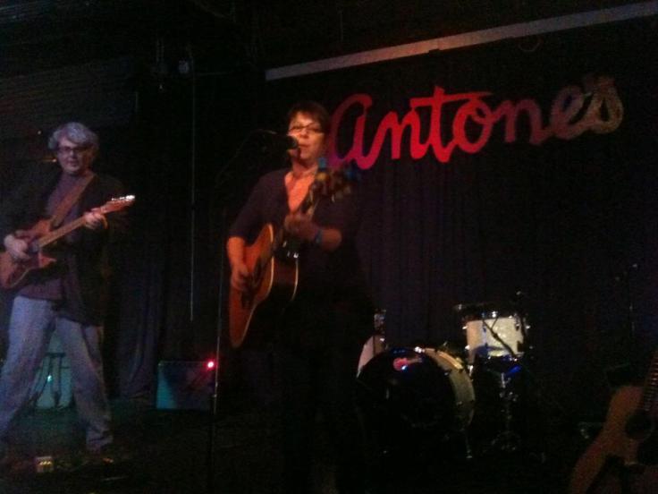 Antone's, Austin, live music, Jean Synodinos