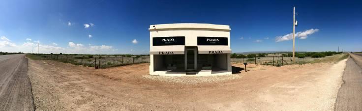 2 - Prada Marfa panorama