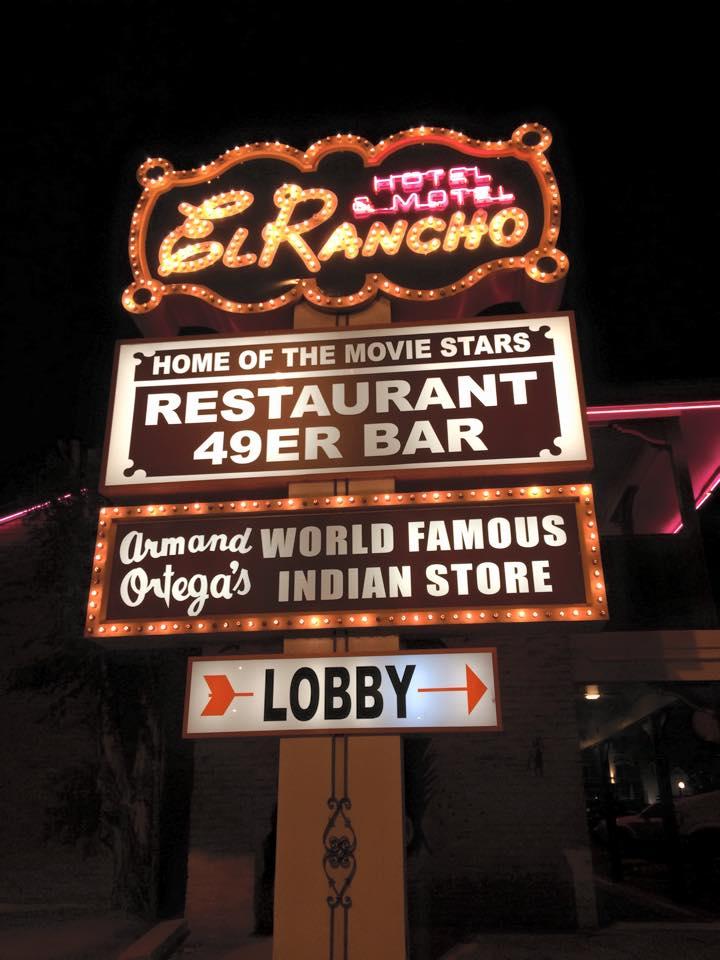 6 - El Rancho Motel