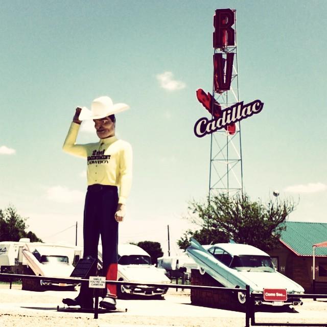 9 - Muffler Man Amarillo TX
