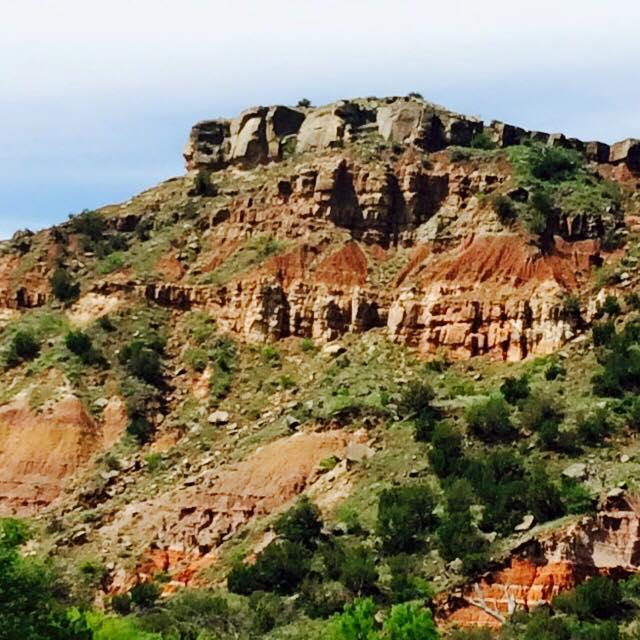10 - Palo Duro Canyon 1