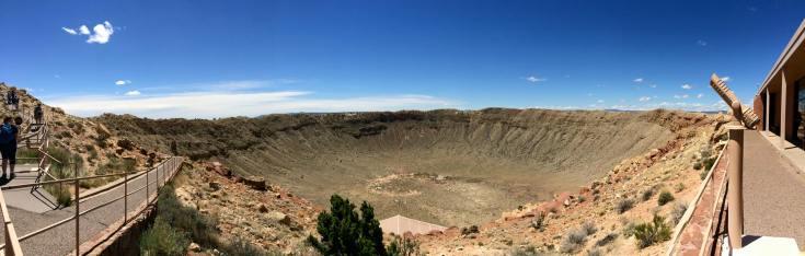 7 - Meteor Crater AZ
